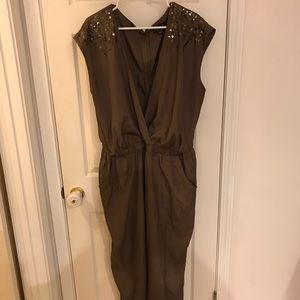 Forever 21 Plus Jumpsuit sequenced